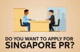 Singapore Pr Application