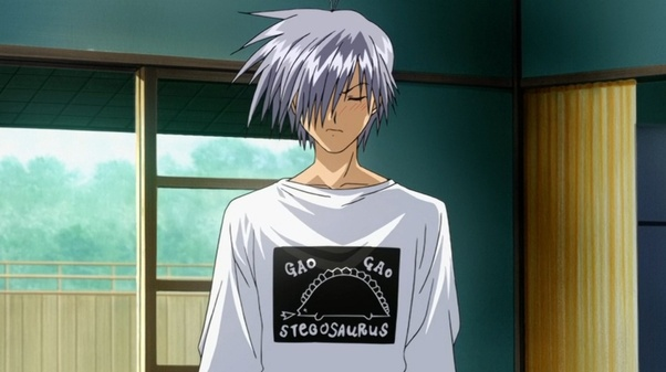 wearing Anime T-shirts