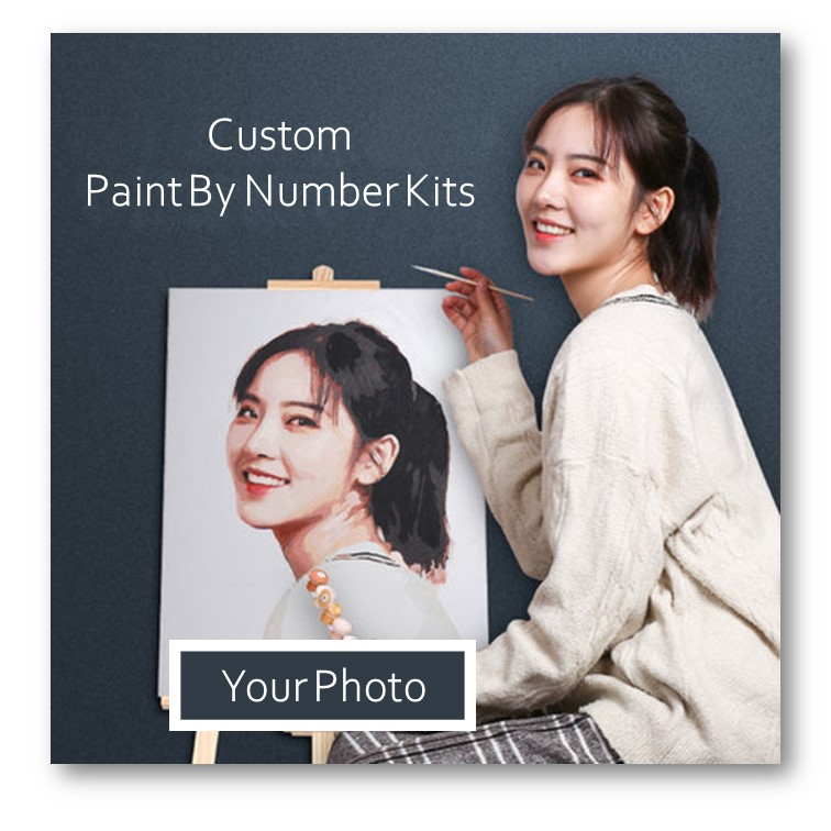 Paint by number kit - buy the best