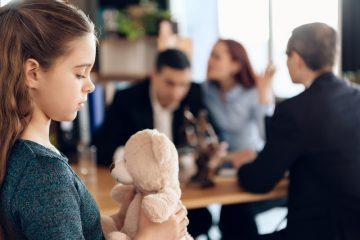 Child custody lawyer Houston