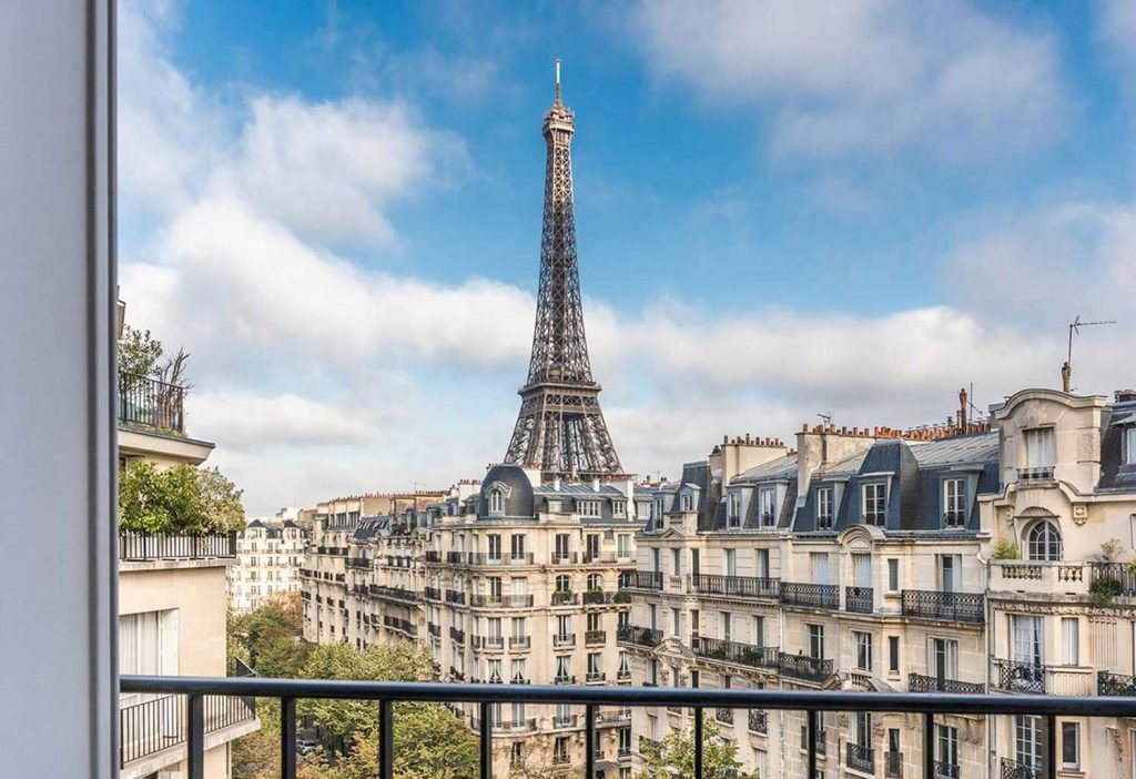 Best Airbnbs Paris With Eiffel Tower View